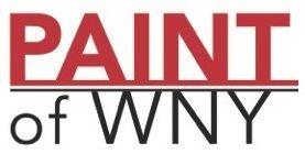 Paint of WNY Logo